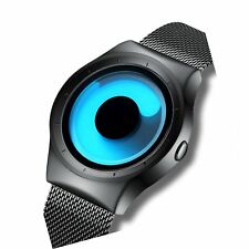 239e85b57b2 item 2 Mens Black Watches Men Waterproof Unique Design Cool Wrist Watch  Stainless St... -Mens Black Watches Men Waterproof Unique Design Cool Wrist  Watch ...