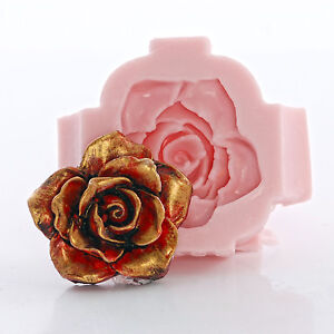 Silicone-Rose-Mold-Soap-Rose-Mold-Clay-Mold-Food-Safe-Mold-Fondant-Mold-539