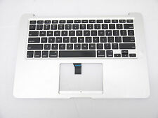 "USED Top Case Palm Rest with US Keyboard for Apple MacBook Air 13"" A1369 2010"