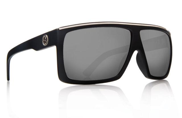 5d246082ea Dragon FAME Matte Black w  Silver Ion Sunglasses 720-2322 - Free Express  Post