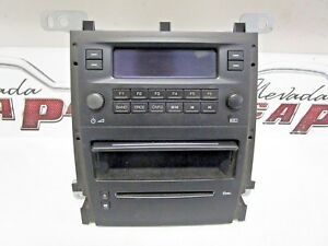 Details about 2005 Cadillac STS AM FM 6CD Stereo GMX295 L2 15 286 774  Tested OEM