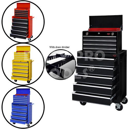 Caja de herramientas 5 cajones del gabinete superior ROLLCAB y la caja superior Caja ROLLCAB superior nos las diapositivas del rodamiento de bolas 11c747