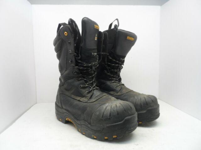 6c51707efd4 Dakota Men's 8901 Composite Toe Composite Plate Hd3 Waterproof BOOTS Black  12m