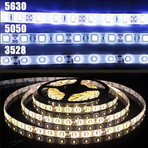 LED-Strip-2835-5630-5050-12V-flexible-tape-light-300-LEDs-rope-stripe-5m
