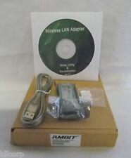 AMBIT WIRELESS LAN ADAPTER, USB 2.0 DONGLE,  XG-703A, 802.11b/g