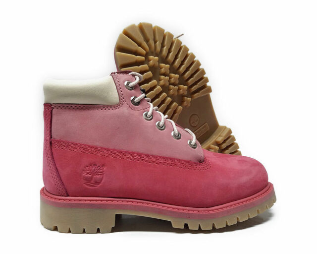 TIMBERLAND 6 INCH CLASSIC BOOT PINK