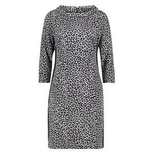 Details zu Betty Barclay Damen Kleid Strickkleid Freizeitkleid Gewand Kleider Mode grau