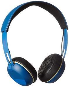 Skullcandy GRIND Wireless On-Ear Headphones - Royal Blue Bluetooth