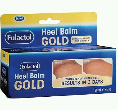 Eulactol Heel Balm Gold  value pack - OzHealthExperts