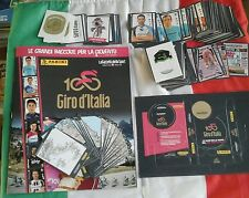 Album 100 Giro d'Italia panini VUOTO + set figurine + set card + set extra