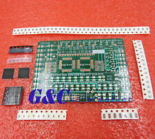 Smd Components Solder Practice Plate For Training Diy Module Electronic Kit