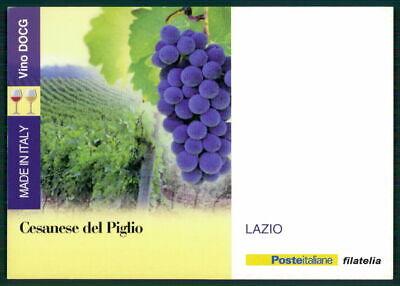 """Italien Werbekarte """"made In Italy"""" Weinanbau Wein Wine Trauben Lazio Ed58 Ruf Zuerst"""
