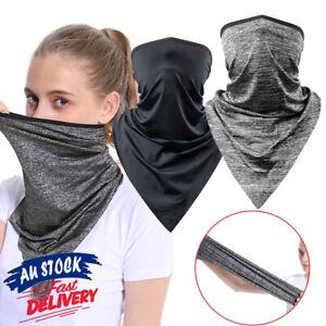 Half Face Scarf Mask Balaclava Motorcycle Cycling Neck Cover Sun UV Protection (