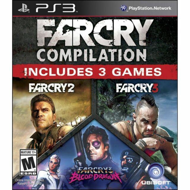 Far Cry Compilation Sony Playstation 3 2014 For Sale Online Ebay