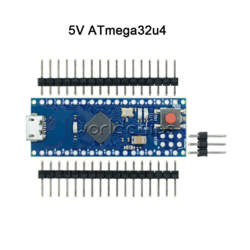 1//2//5//10PCS Micro ATmega32u4 16MHZ 5V Kit Replace Pro Mini Nano For Arduino