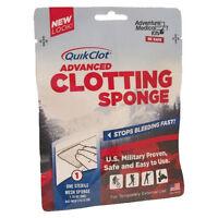 QuikClot Advanced First Aid Emergency Clotting Sponge - 50g 5020-0018 Health Aids