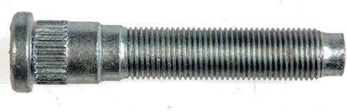 Knurl 9//16-18 Serrated Wheel Stud .677 In 3-9//32 In 10 Pack Length 610-303
