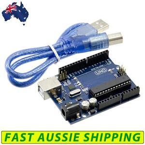 Arduino-Compatible-Uno-R3-USB-Cable-Australia-Latest-Free-Tech-Support