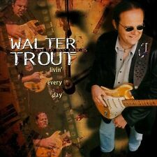 Livin' Every Day/Walter Trout/Canned Heat/new,sealed cd