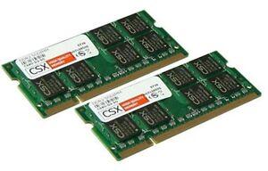 2x-1GB-2GB-DDR-400-Mhz-Notebook-Arbeitsspeicher-RAM-SO-DIMM-PC-3200-S-Speicher