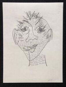 William-Anastasi-ohne-Titel-Siebdruck-2001-handsigniert