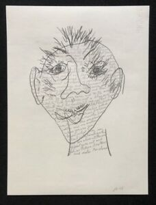 William-Anastasi-Ohne-Titel-serigrafia-2001-firmato-a-mano