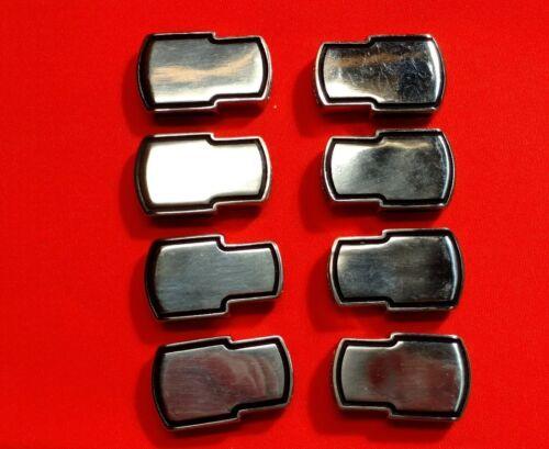 """Leather Hardware LOT of 8 HORSESHOE BRAND Ear Slides #4256-3//4/"""" x 3//4/"""""""
