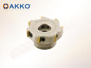 Planfräser 90°  für Wendeplatten Typ TPKN 1603   D=50mm