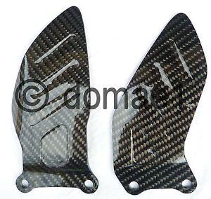 Carbon Fersenschoner für Suzuki GSX-R 1000 K6 #280b
