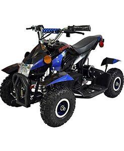 500w kids atv kids quad 4 wheeler ride on with 36v for Motorized 4 wheeler for toddlers