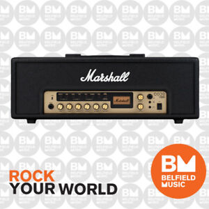 Details about Marshall CODE 100 Guitar Amp Head 100 Watt Digital Amplifier  - Brand New - BM
