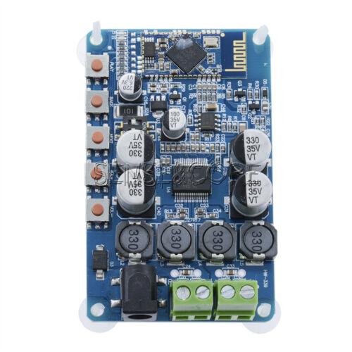 TDA7492P 2x25W//2x50W Wireless Bluetooth V2.1//4.0 Receiver Power Amplifier Board