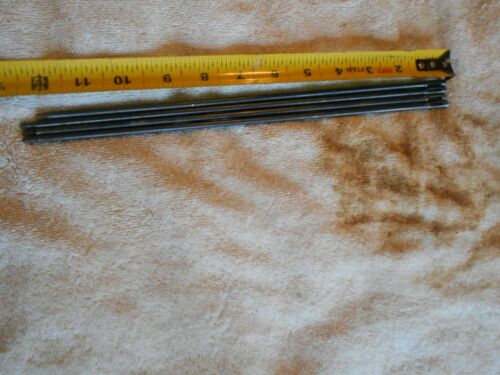 WW2 german K98 8mm mauser rifle parts marked cleaning rod 12 5//8ths 12 3//16ths