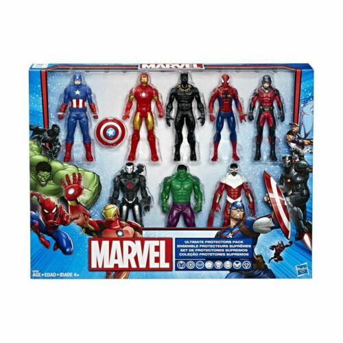 Kids Toys Marvel Ultimate Protectors Pack Xmas Birthday Christmas Gift Item Toy