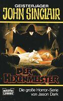 JOHN SINCLAIR - Taschenbuch Nr. 133 - Der Hexenmeister - Jason Dark