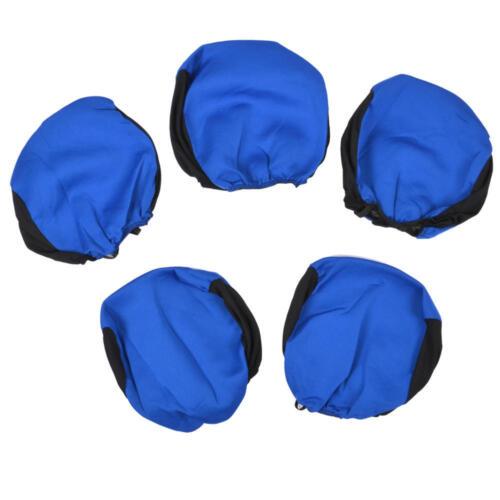 Car Seat Covers for Hyundai Sonata 2 Tone Blue /& Black w// Split Bench