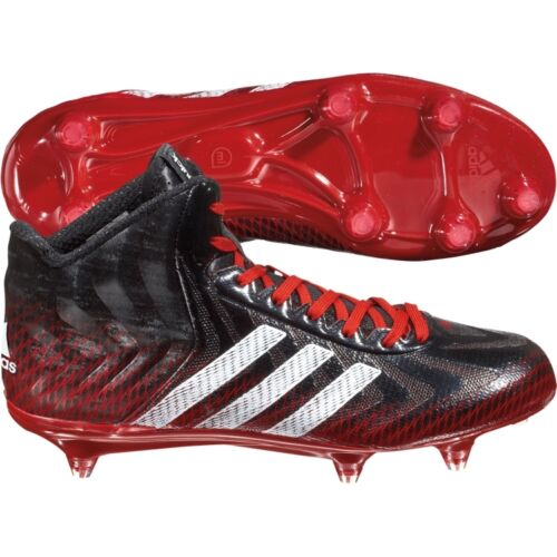 adidas Crazyquick Mid D Men's Football CleatS Style 98790 MSRP