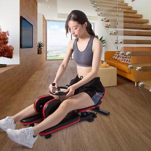Fitness Leg Stretcher Machine Gym Trainer Durable Thigh Stretching Training Home