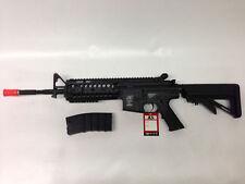 Airsoft Gun ICS M4 S-System AEG Full Metal Gearbox Electric Auto Sportline