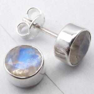 Cut-Rainbow-Moonstone-2-8-TCW-Stud-Earrings-0-3-034-Women-Jewelry-Sterling-Silver