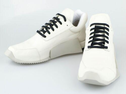 Baskets Meule Size 7 Nib Adidas'niveau Bas Chaussures 'blanc Us Owens Runner 5 0ZfF6qfxw