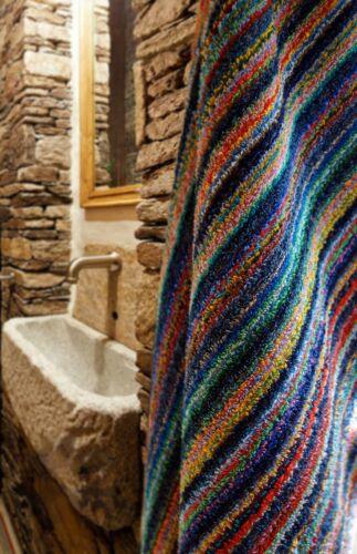 Linen Bath Towel for Exfoliation Linen Massage Towel Rough Linen Spa Towel