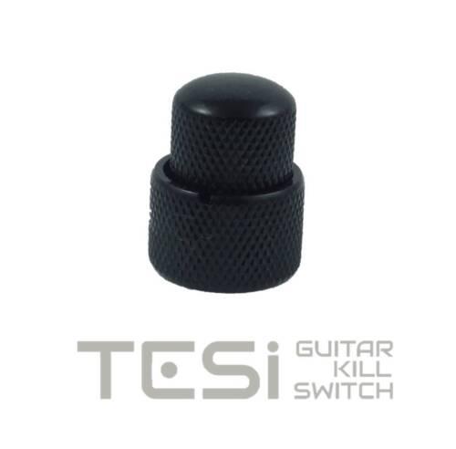Tone Black Volume Tesi Premium Dual Concentric Guitar Knob Set