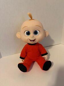 The Incredibles 2 Large Talking Baby Jack Jack Used Ebay