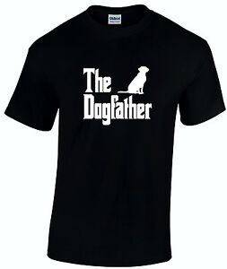 Mens-LABRADOR-TShirt-DOG-FATHER-T-Shirt-Lab-Funny-Clothing-Dad-Gift