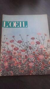 OJO-Revista-de-Arte-N-95-1962-IN-Folio-Buen-Estado
