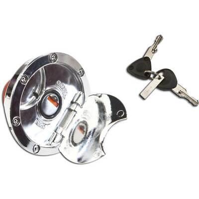 100% Vero Tappo Serbatoio Silver Yamaha 50 Yq Aerox /r 1997-2001 Aiutare A Digerire Cibi Grassi