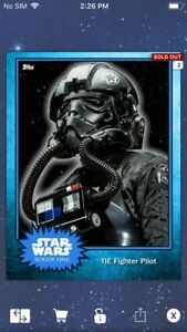 Topps-Star-Wars-Digital-Card-Trader-Blue-Steel-Tie-Fighter-Pilot-Base-4-Variant