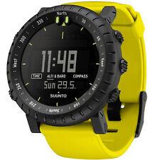 Suunto Core Yellow Black Computer Men's Watch SS018809000