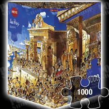 NEW SEALED Heye EGYPT Hugo Prades 1000 Piece Jigsaw Puzzle